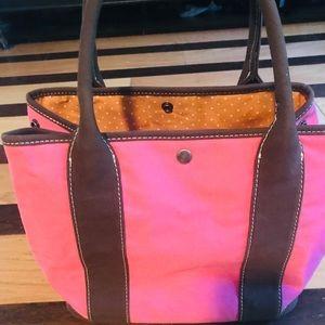 J.Crew canvas purse